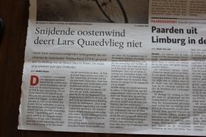 maandag 25 maart 2013 de Limburger