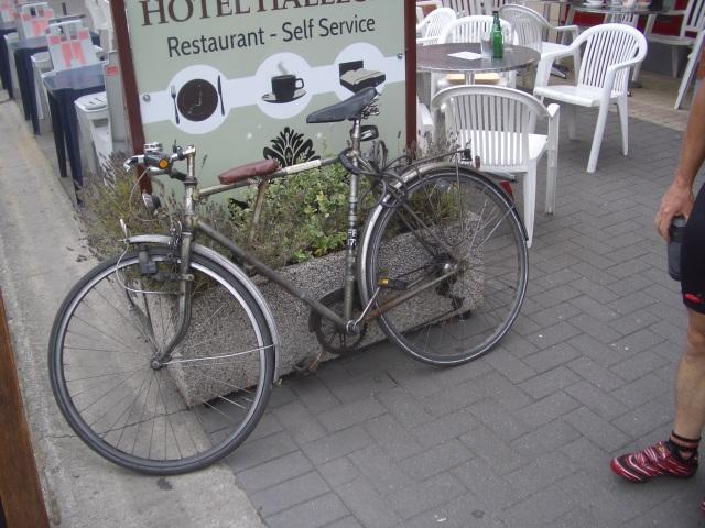 zal dit mijn karretje richting Santiago de Compostella worden ???