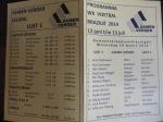 handig verkiezingsgadget met wedstrijdschema WK