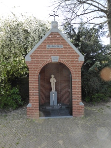 startkapelletje voorstad St. Jacob Roermond