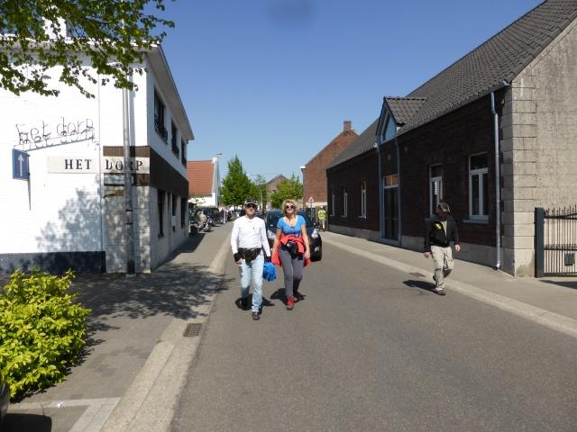 de Walkers: samen door Geistingen (Be)