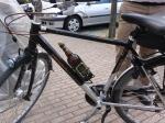 Zonhoven rond de middag: de fiets van een Belgische genieter !