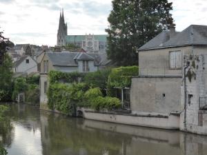 Chartres aan de Eure