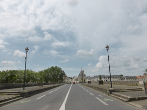 Pont Henri IV over de Vienne (Chatellerault)