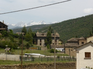 pauzeplaats in Sta. Cruz de la Séros