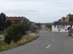 """de enige straat in dit """"spook""""dorp."""