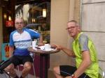 ff op straat dat ontbijtje