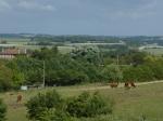 heuvels nabij Angouleme