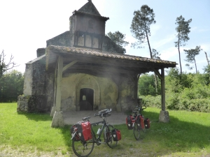 Ste Catherine chapel