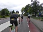 naar Scherpenheuvel: te snel !!!