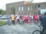 2011: iets meer dan 100 deelnemers aan de start