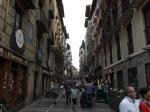 druk, gezellig Pamplona