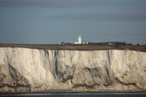 krijtkust Dover: imposant