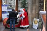ook in Bath was de kerstman van de partij