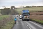 fietsen in Engeland:  no sir !