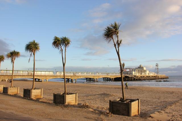 Bournemouth: de pier