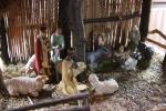 70 jaar oude kerstgroep