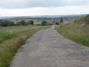 lange, stille wegen met wisselende, indrukwekkende landschappen