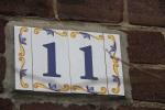 nummerke éllef