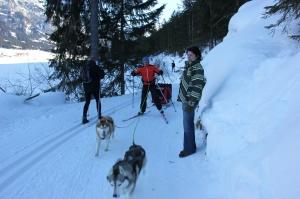 (winter)sport op verschillende manieren