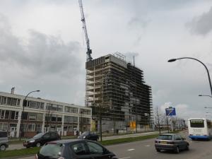 expeditie Venlo: een nieuw gebouw en het nieuwe werken, voor deze digibeet nog een hele expeditie !