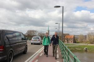 Daan en Frank verlaten Maaseik