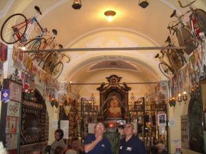 kerkje van de Madonna del Ghisallo