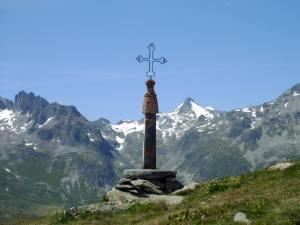 het ijzeren kruis: Croix de Fer
