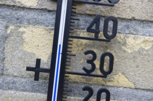 thermometer-hitte