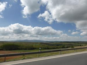 de Meseta nabij Burgos