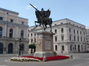 standbeeld El Cid