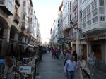 Burgos in juni: de jas aan en lange mouwtjes !