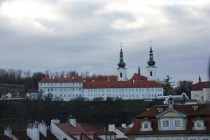 het 900 jaar oude Strahov klooster