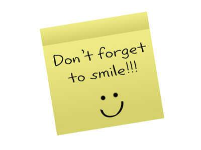 Keep on Smiling': November 2012